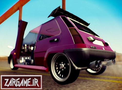 دانلود رنو ایرانی اسپورت برای (GTA 5 (San Andreas
