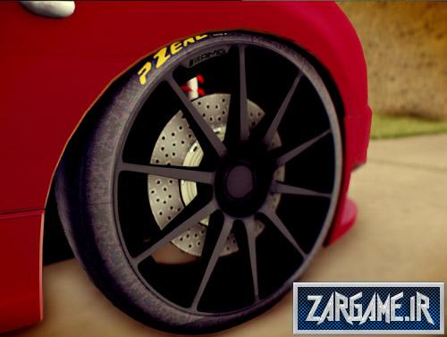 دانلود ماشین 206 دو در فول اسپورت برای (GTA 5 (San Andreas