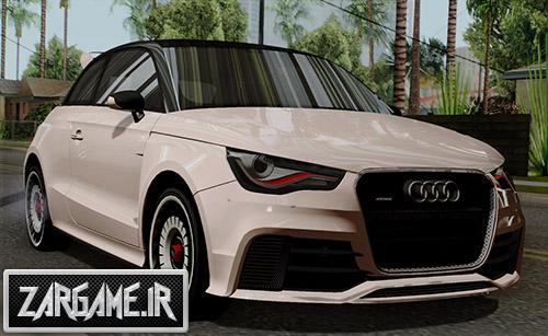دانلود ماشین Audi A1 Quattro Clubsport برای (GTA 5 (San Andreas