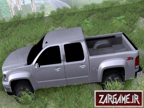 دانلود ماشین فوق العاده ی GMC Sierra SLT برای (GTA 5 (San Andreas