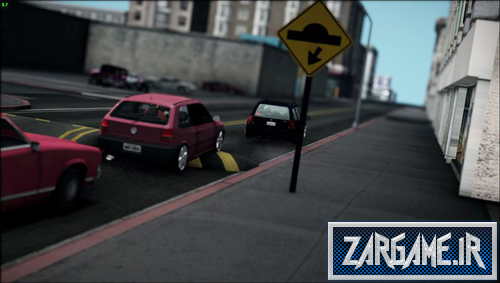 دانلود مد سرعت گیر برای (GTA 5 (San Andreas